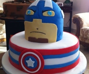 Captain Americake (and the Cakevengers)
