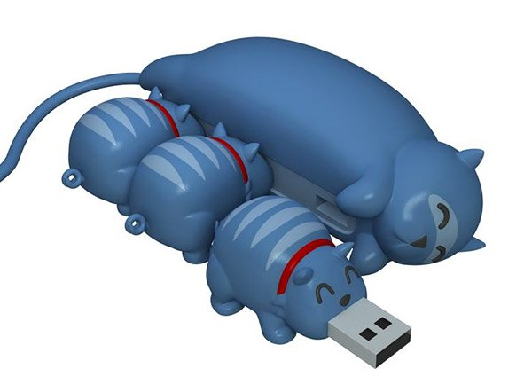 cat usb drives