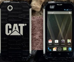Caterpillar CAT B15 Rugged Smartphone Will Go Places You Can't