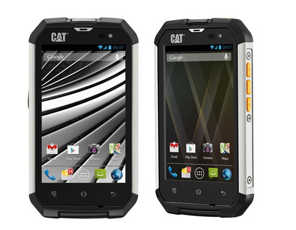 caterpillar cat b15 android phone