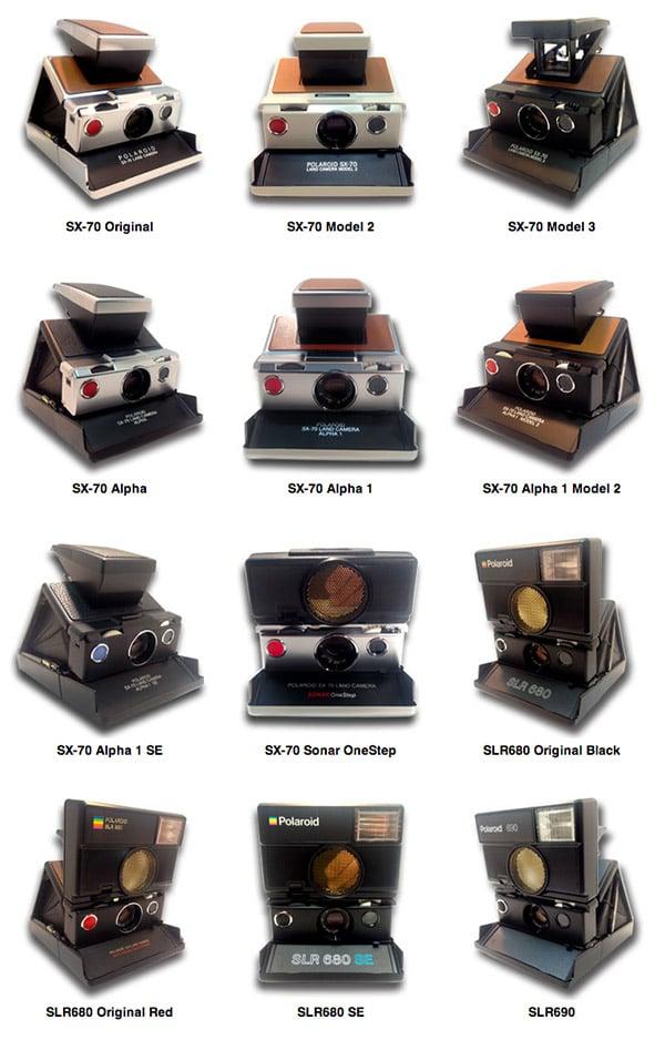 classic polaroids