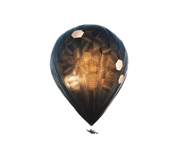diy solar hot air balloon