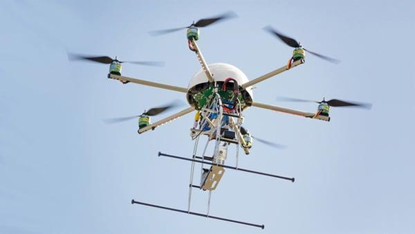 drones journalism remote lab photo