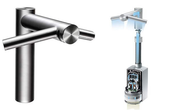 dyson airblade tap tech photo