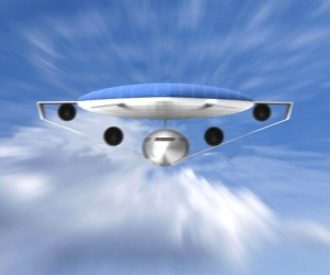 Eco-Airliner: Up, Up and Away!