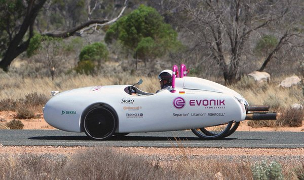 evonik wind explorer car electric side photo
