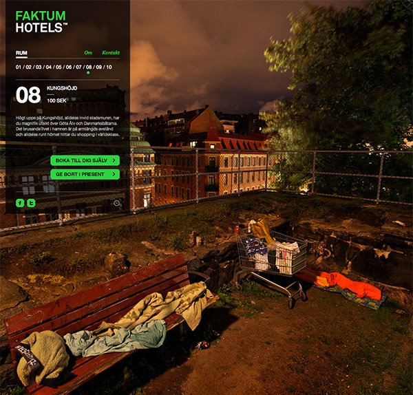 factum homeless hotel