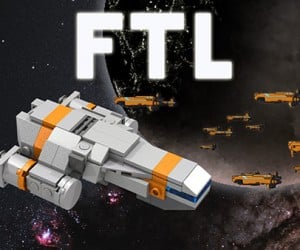 FTL: Faster Than Light LEGO Set Proposal Must Not Be Scrapped