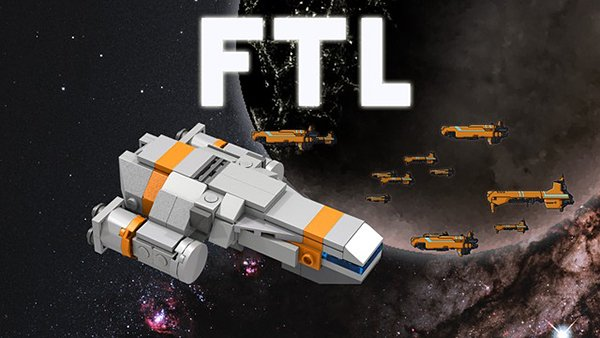 ftl faster than light lego concept by crashsanders and glenbricker