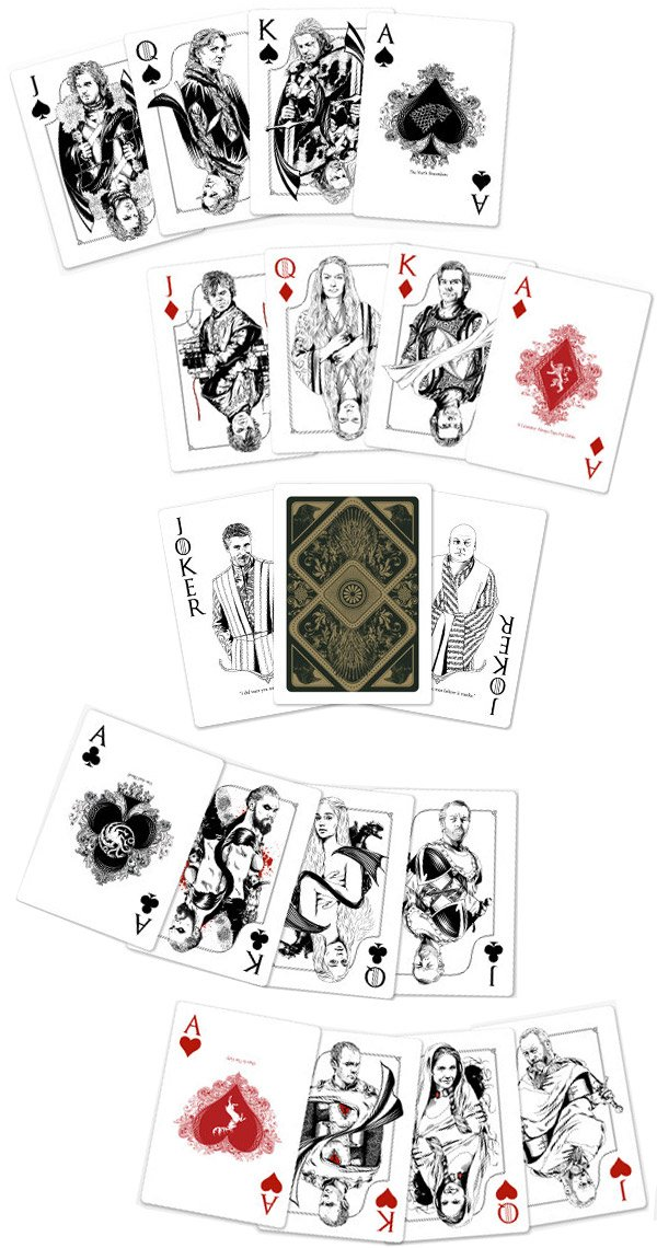 game thrones cards 2