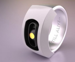 GLaDOS Ring: Wear This, You Monster