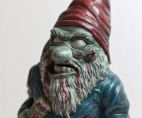 GnomeZ: Zombie Garden Gnomes Invade Your Lawn