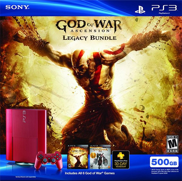 god of war legacy bundle
