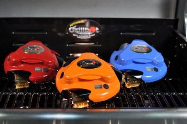 Grillbots Are Ready to Get Up in Your Grill