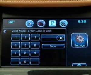 2014 Chevrolet Impala Protects Your Gear and Data in a Hidden Cubby