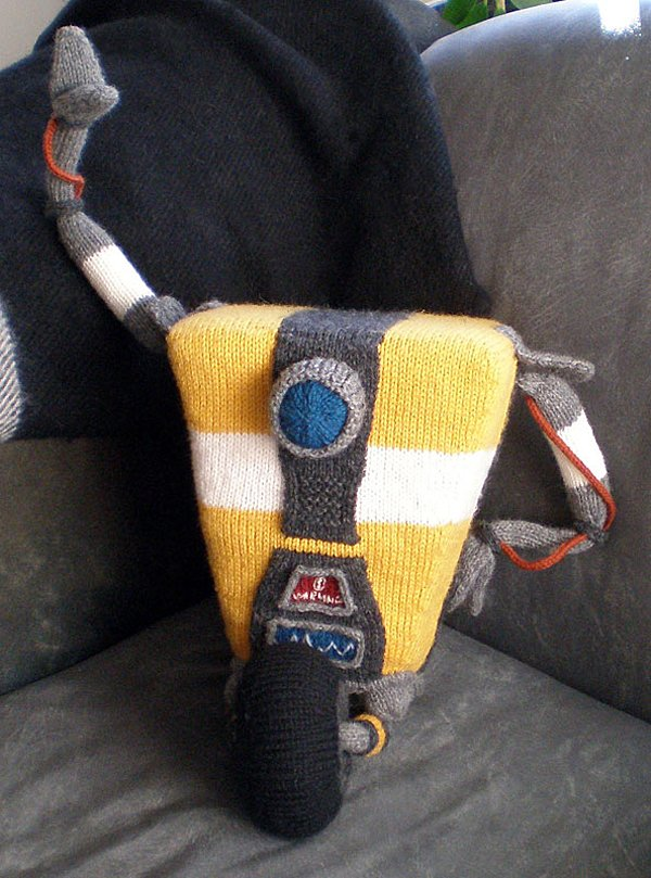knit claptrap by morrgans creatures
