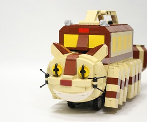 LEGO Catbus: My LEGO Nekobasu