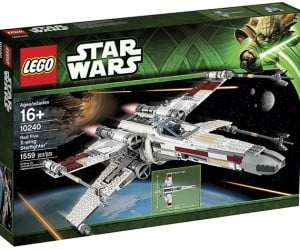 New LEGO X-wing Fighter Coming Soon: Red Five, Standing By!