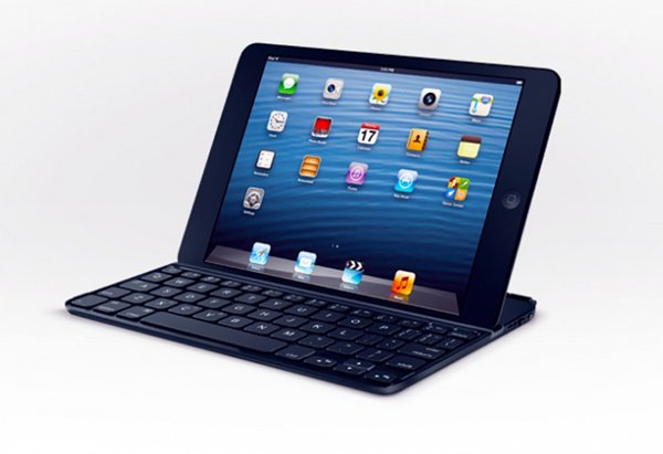 logitech ultrathin keyboard ipad mini photo