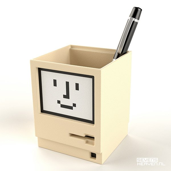 macintosh pen holder