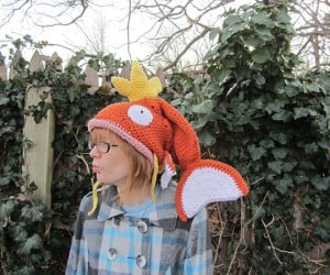magikarp pokemon crocheted hat by corlista 2 300x250