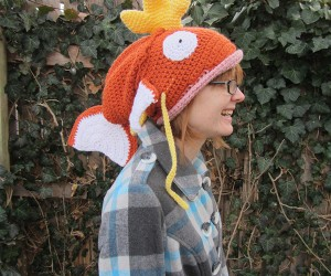 magikarp pokemon crocheted hat by corlista 5 300x250