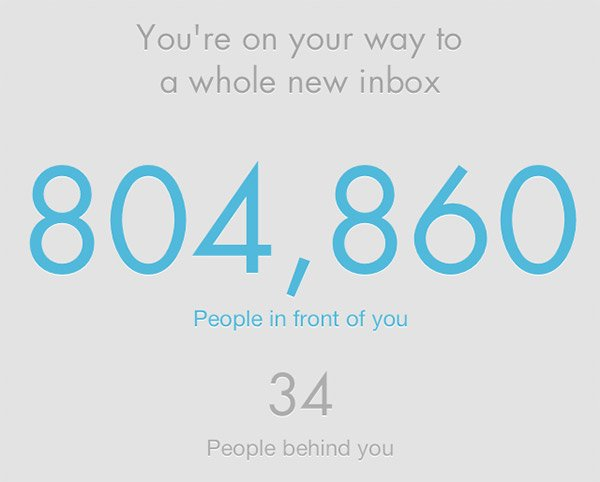 Mailbox iPhone App: Take a Number and Get in Line