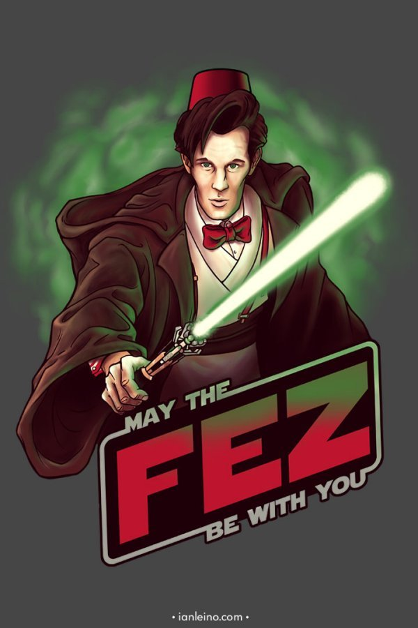 may the fez be with you1