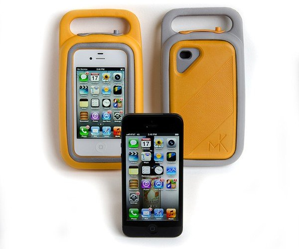 mentalKase: Drop Your iPhone at 6,000 Feet? No Problem!