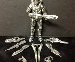 Metal Master Chief: I Am Pewter Man