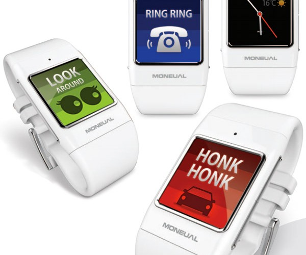 Moneual Smart Care System Helps Deaf Identify Sounds