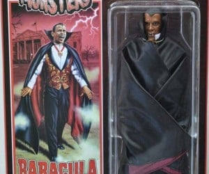 U.S. President Monster Action Figures: Fear to the Chief