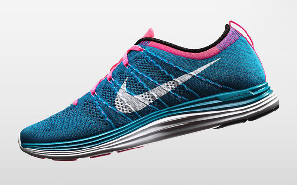 Nike Flyknit Lunar1+ Sneaker: Your Grandma Didn't Knit 'Em, A Robot Did