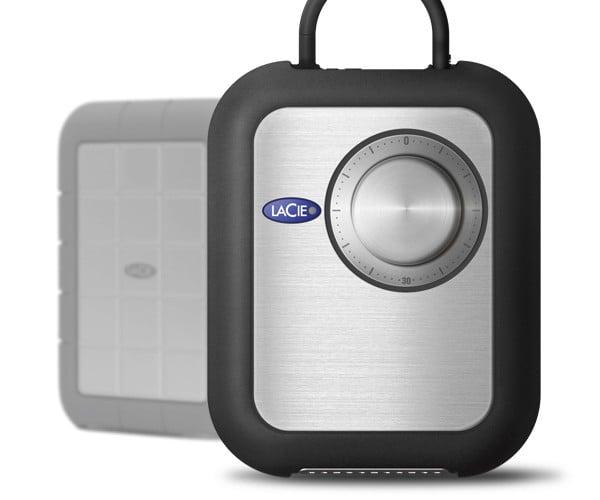 PE Secure External Hard Drive Locks Down Your Secret Files