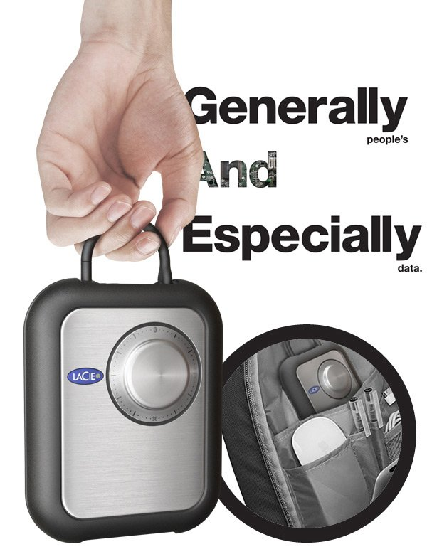 pe external secure hard drive portable