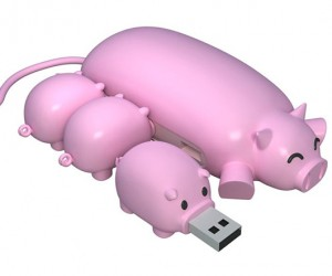 OfficeChums: The Perfect USB Family