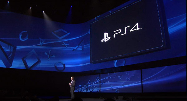 Sony PS4 Specs and Games Announced, Console Not Shown