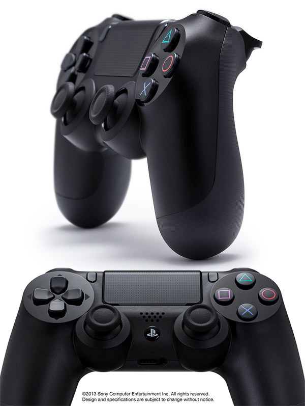 ps4 dualshock 4 detail