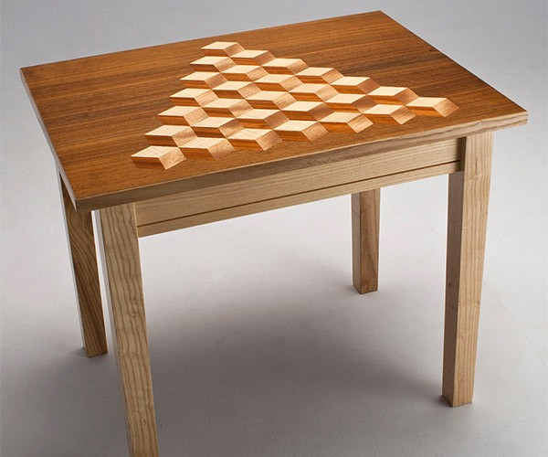Q*bert Coffee Table Looks @!#?@! Awesome