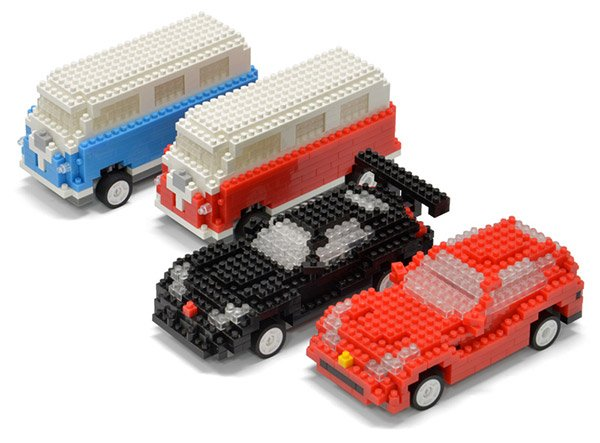rc lego block car 2