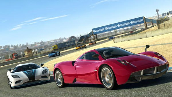 EA Real Racing 3 to Be a Freemium Title