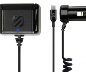 Scosche Chargers Let You Leave Your iPhone Lightning Cable at Home