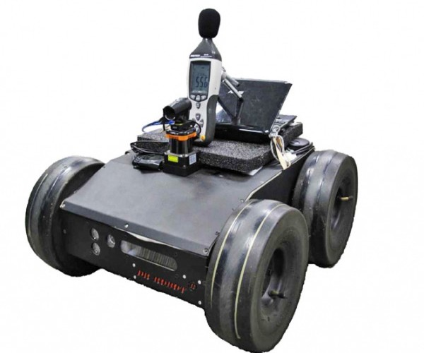 Stealthbot: The Sam Fisher of Robots