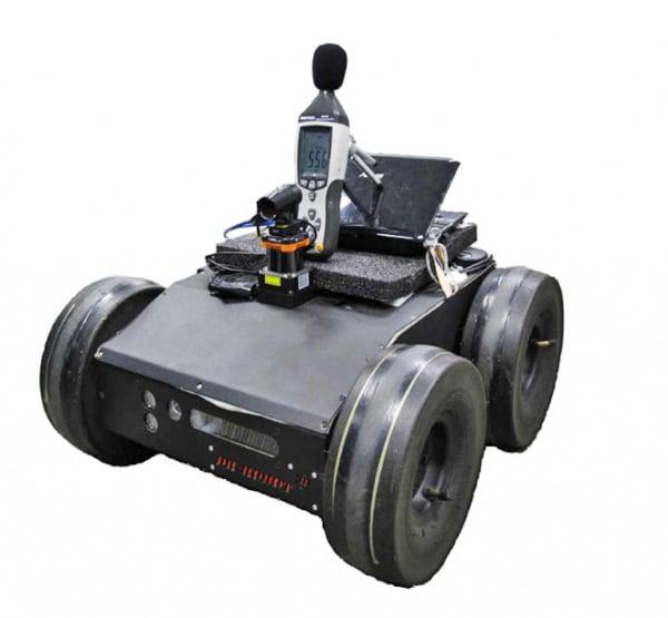 sneaky csiro robot photo