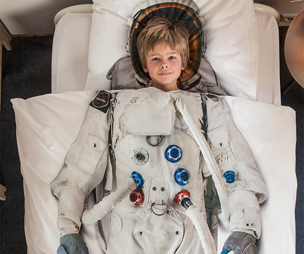 Astronaut Bedding Set Let's Kids Live out Their Space Exploration Dreams Every Night