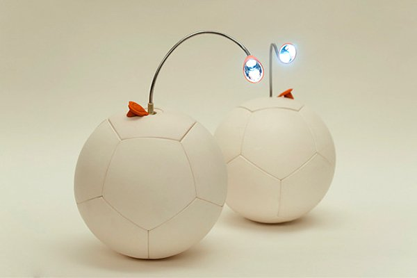 Soccket Ball Generates Electricity When You Play With It: Child Playbor