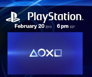 Sony Sends out February 20 Event Invites Stoking PS4 Geek Lust