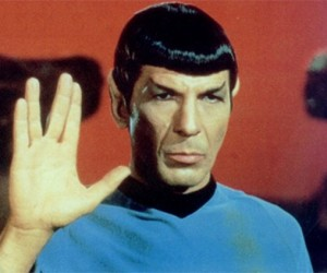 Vulcan in the Lead to Become the Name One of Pluto's Moons, Spock Approves