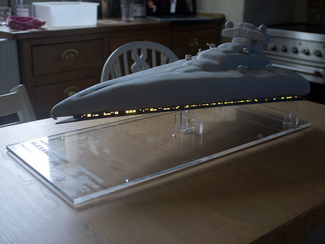 star destroyer cake1
