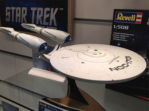 star trek into darkness enterprise model 1